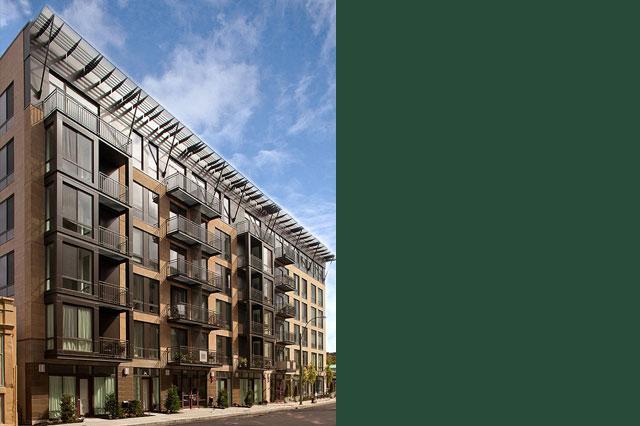 Metric Corporation Multi Family Residential The Modern